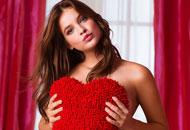 La ropita sexy que usará Bárbara Palvin para el día de los enamorados derrite