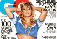 Beyoncé derrite la nueva GQ (portada en alta calidad)