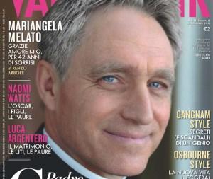 Ser bello no es un pecado, titula revista mundana con monseñor Gänswein en portada (Foto)