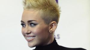 La atrevida portada de Miley Cyrus