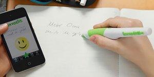 ¡Genial! Este bolígrafo corrige los errores ortograficos