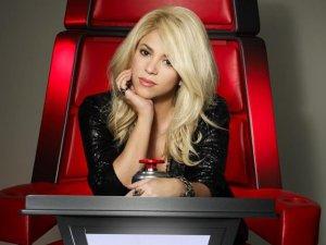 "Shakira publica su nuevo promocional de ""The voice"" (Video)"