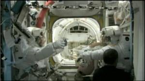 Cuarentena para astronautas y no por el coronavirus