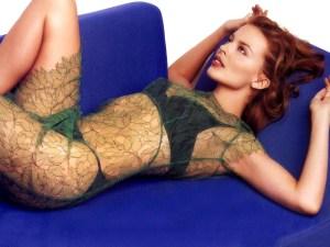 A sus 45 años Kylie Minogue sigue divina (Fotos + Sexy)