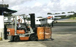 Turistas varados por falta de combustible en Canaima