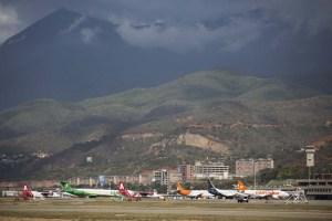 Agencia de aviación de EEUU baja la calificación de seguridad aérea de Venezuela
