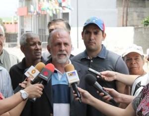 Gobierno Encargado asegura que desaparición de Ismael León es parte del asalto al Parlamento (Comunicado)