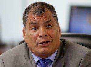 Justicia de Ecuador condenó a Rafael Correa a ocho años de cárcel por corrupción