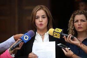 Karin Salanova: Detenernos no es una opción, el futuro de los niños venezolanos está en riesgo