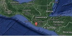 Sismo de 4.3 que sacudió al sur de Guatemala también se sintió en México y El Salvador