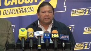 Andrés Velásquez: Maduro está en modo de sobrevivencia