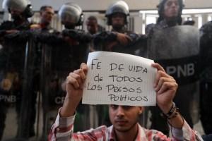 Presidencia Encargada alertó a EEUU sobre presos políticos y casos de Covid-19 en Venezuela