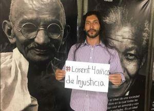 Cidh le exigió al régimen chavista información sobre el estado de salud de Renzo Prieto
