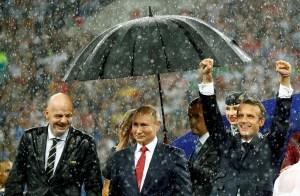 Rusia niega haber pagado sobornos para ser sede del Mundial 2018