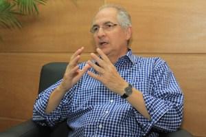 """Ledezma: Sectores """"opositores"""" aseguraron a Maduro que ayudarían a frenar juicios en la CPI"""