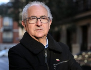 Antonio Ledezma: Queremos ser la voz de un pueblo que implora libertad y democracia
