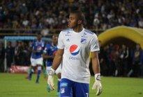 Wuilker Fariñez fue decisivo en la clasificación de Millonarios en Copa Sudamericana (Video)