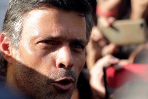 Leopoldo López rechaza el ataque del régimen de Maduro a Voluntad Popular