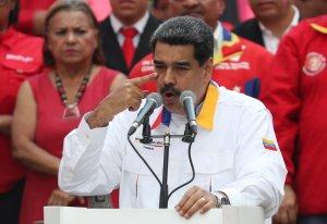 Justicia europea desestima recurso de Maduro contra las sanciones impuestas por la UE