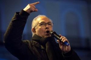 Antonio Ledezma: No hay vacunas pero sí tenemos fecha de elecciones