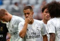 """Zidane advierte que Hazard no jugará hasta que no esté """"al cien por cien"""""""
