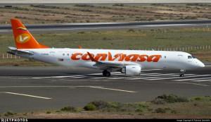 Ciudadanos americanos varados en Venezuela parten rumbo a México en vuelo de Conviasa #9Abr