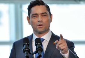 Vecchio: Con apoyo de EEUU avanzamos en evitar que Maduro y su dictadura sigan saqueando