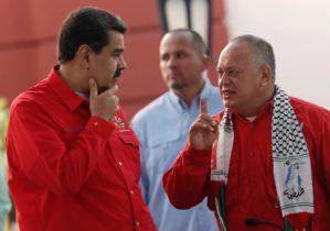 """Régimen de Maduro exigió """"informar inmediatamente"""" sobre presencia de """"personas con acento extranjero"""""""