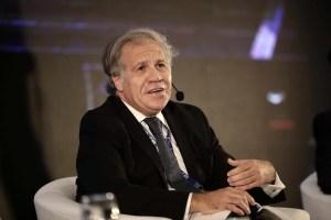 Almagro respaldó las sanciones de Suiza contra 11 funcionarios del chavismo