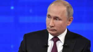 Carta con autógrafo de Putin se vende en subasta por casi 5.000 euros