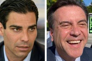 De la Portilla recibe apoyo del alcalde de Miami para Comisión de la Ciudad