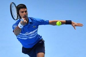 """El codo de Novak Djokovic está """"bien por ahora"""", según su capitán"""