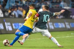 Las polémicas declaraciones de Thiago Silva a Messi tras el amistoso de sus selecciones