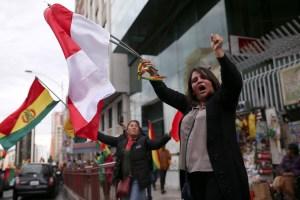 Luis Vicente León: Lo ocurrido en Bolivia sí genera un estímulo y esperanza a la lucha opositora venezolana