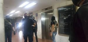 Revelan imágenes del grupo armado que asaltó sede principal de Voluntad Popular