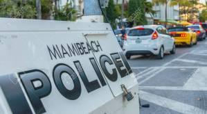 Policía de Miami Beach lanza la primera iniciativa de 'calles seguras' para combatir el crimen
