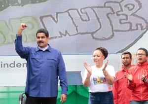"""Según Piedad Córdoba, esto fue lo que quiso decir Maduro sobre el """"plan va perfecto"""" de el Foro de Sao Paulo"""