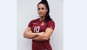 Las fotos CALIENTES de Sonia O'neill, la nueva jugadora de La Vinotinto que no podrás dejar de ver (GALERÍA)