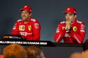 La decisión de Ferrari tras el choque entre Vettel y Leclerc en el GP de Brasil