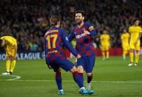 Una de las máximas figuras del Barça es duda para el final de La Liga y la Champions