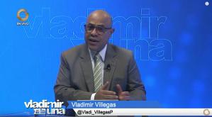 Vladimir Villegas sobre caso Bolivia: El poder no es para quedarse en el eternamente (VIDEO)