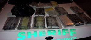 Policía encontró 15 kilos de cocaína en playa del sur de Florida