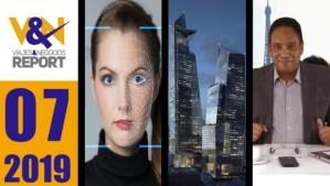 Viajes & Negocios Report: Tecnología facial para verificar pasaportes y vértigo a 335 metros de altura en NYC (Video)
