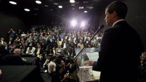 ALnavío: Juan Guaidó se reúne con el núcleo de poder de Europa para sacarle todo el jugo a la gira