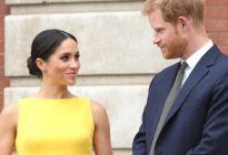 HBO anunció sátira de familia real británica con la moderna tía Meghan