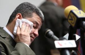 Denunciaron a Luis Parra ante la Fiscalía de Maduro por presuntas amenazas de muerte