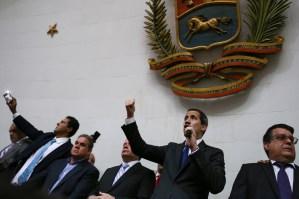 Guaidó aseguró que quedó expuesta la operación del régimen de Maduro contra el Parlamento