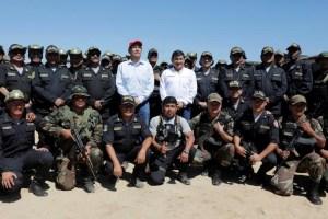 Perú crea grupo de élite para combatir delincuencia propiciada por venezolanos