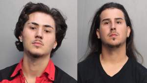 Dos hombres arrestados en Miami-Dade antes del evento 'Wheels Up, Guns Down'