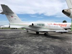 Departamento del Tesoro ingresa a lista de Control de Activos Extranjeros a 15 aviones de Pdvsa